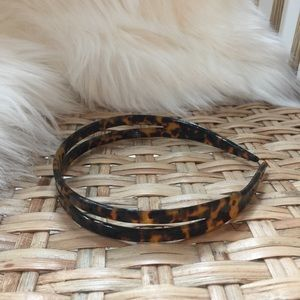 Accessories - Tortoise Headband
